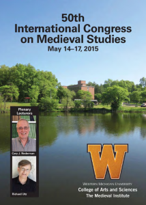 50th International Congress on Medieval Studies - viewcontent.cgi