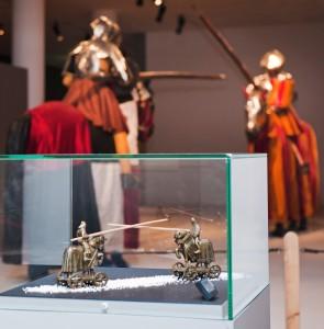 Maximilian I. Ausstellungsfoto (Miniatur) © rem, Foto: Carolin Breckle
